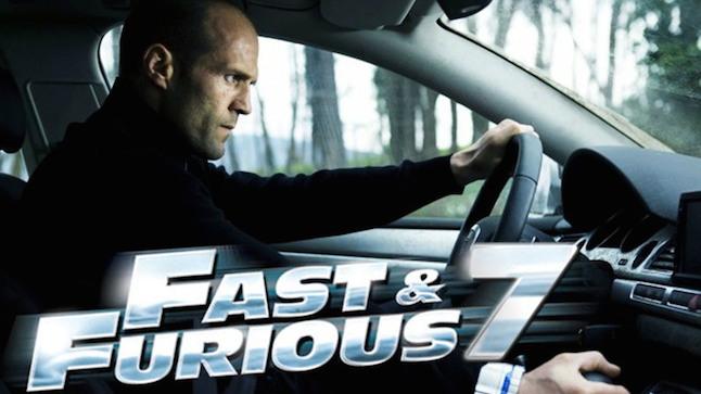 commercial sound design and music Fast & Furious