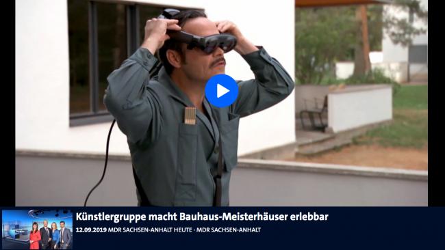 Bauhaus Augmented Reality