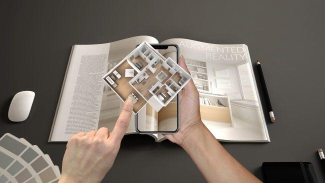 Augmented Reality Kataloge Print